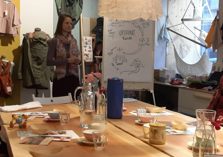 Breifrei-Workshop